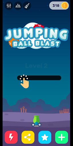 Jumping Ball Blast – Fire Balls Shooter 2020 ss 1