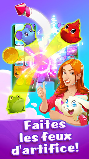 Link Pets Match 3 puzzle game ss 1