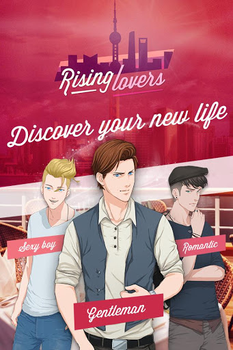 Rising Lovers Otome Game ss 1