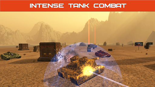 Tank Combat Iron Forces Battlezone ss 1