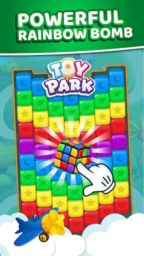 Toy Park Match3 Puzzle Blast Crush Toon Cubes ss 1