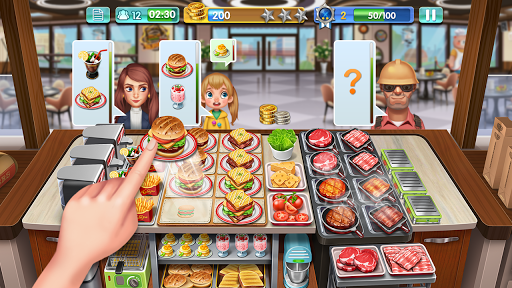 Crazy Cooking – Star Chef ss 1