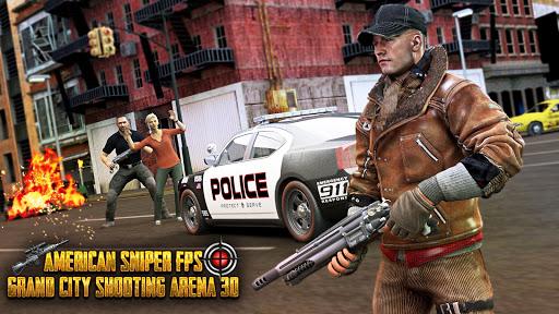 FPS Sniper Gun 3D Shooter gratuit Feu Jeux de tir ss 1