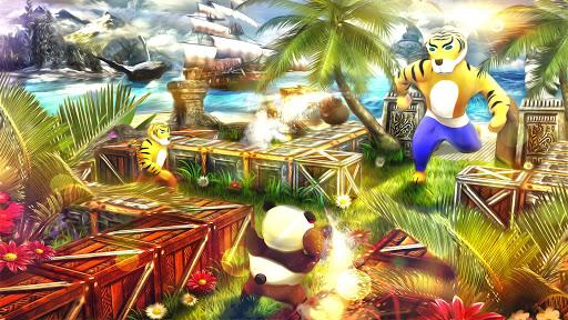 Hero Panda Bomber 3D Fun ss 1