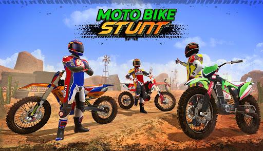 Moto Bike Racing Stunt Master- New Bike Games 2020 ss 1