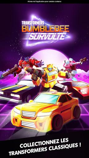 Transformers Bumblebee Survolt ss 1