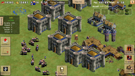 War of Empire Conquest3v3 Arena Game ss 1