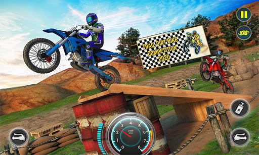 dirt bike racing Jeux de moto tout-terrain ss 1
