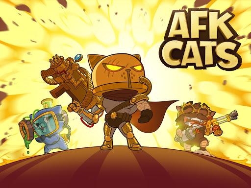 AFK Cats Arne RPG Idle et Batailles de vos Hros ss 1