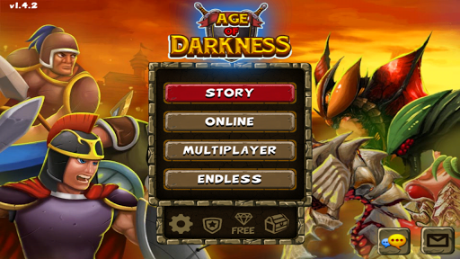 Age of Darkness Epic Empires Real-Time Strategy ss 1