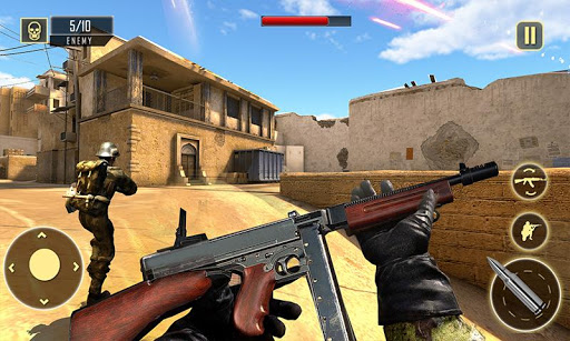 Army Squad Survival War Shooting Game ss 1