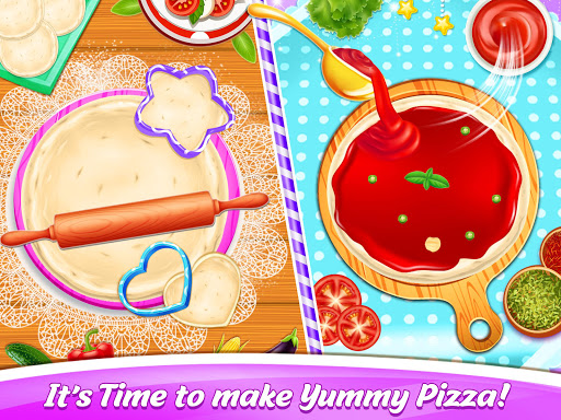 Bake Pizza Delivery Boy Pizza Maker Games ss 1