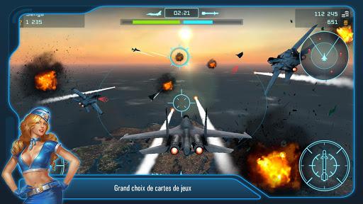 Battle of Warplanes Air Jeu ss 1