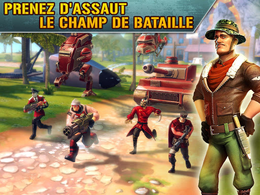 Blitz Brigade – FPS en ligne ss 1