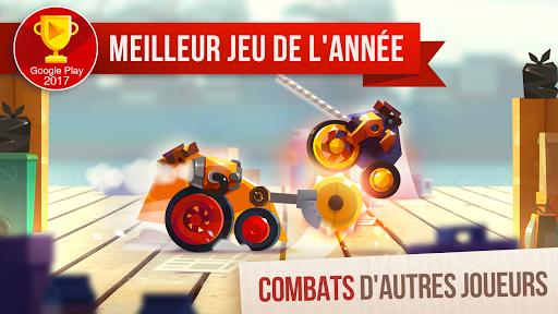 CATS Crash Arena Turbo Stars Robots de combat ss 1