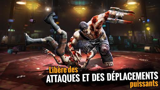 Champions de combat de Zombies ss 1