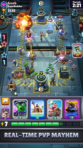 Chaos Battle League ss 1