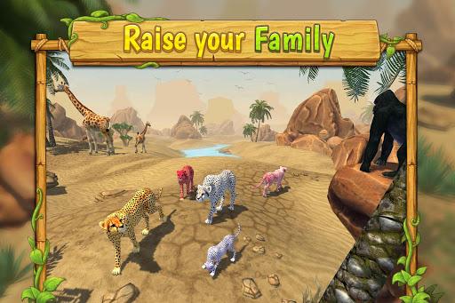 Cheetah Family Sim – Animal Simulator ss 1