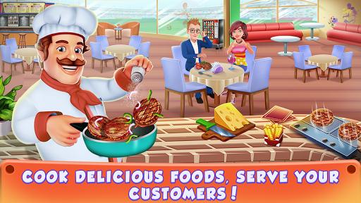Chef Craze Restaurant Cooking Game ss 1