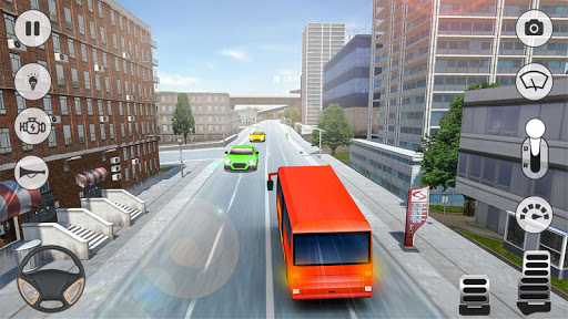 City Coach Bus Simulator 2020 – PvP Free Bus Games ss 1