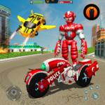Code Triche Flying Robot Police Chase- City Fighter War Robots  – Ressources GRATUITS ET ILLIMITÉS (ASTUCE)
