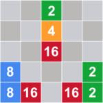 Code Triche déposer et fusionner des nombres 2048  – Ressources GRATUITS ET ILLIMITÉS (ASTUCE)