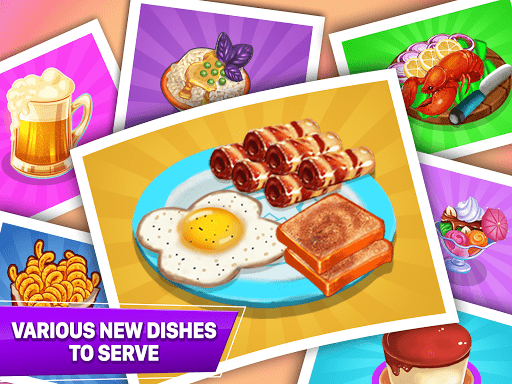 Cooking Crush – Madness Crazy Chef Cooking Games ss 1