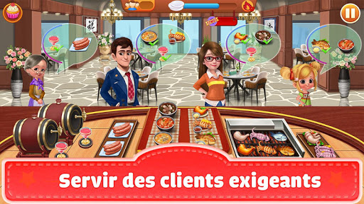 Cooking Hit – Chef Fever Cooking Game Restaurant ss 1