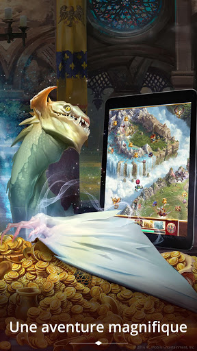 Creature Quest – jeu de RPG ss 1