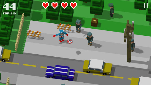 Crossy Heroes Avengers of Smashy City ss 1