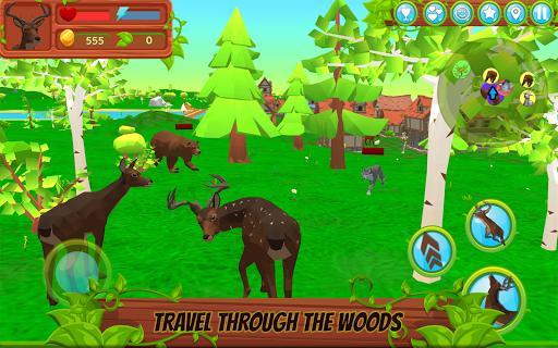 Deer Simulator – Animal Family ss 1