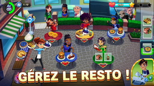 Diner DASH Adventures a cooking game ss 1