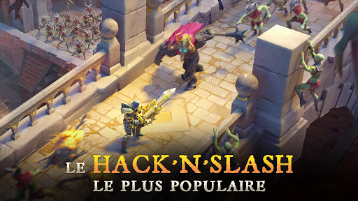 Dungeon Hunter 5 Action RPG ss 1