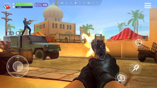 FightNight Battle Royale Jeu de tir FPS ss 1