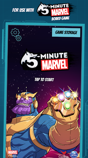 Five Minute Marvel Timer ss 1