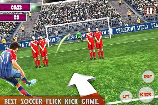 Football Strike World Free Flick League Games ss 1