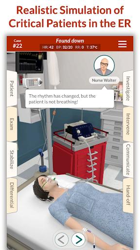 Full Code – Emergency Medicine Simulation ss 1