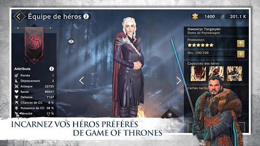 Game of Thrones Au-del du Mur ss 1