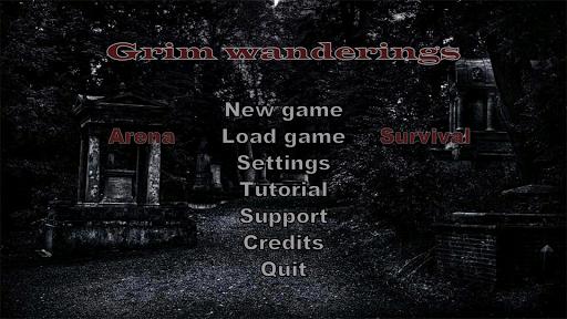 Grim wanderings ss 1