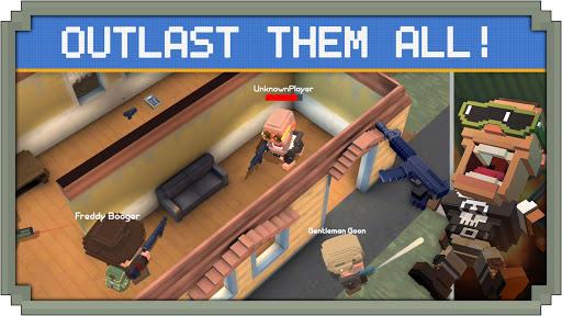 Guns Royale – Multiplayer Blocky Battle Royale ss 1