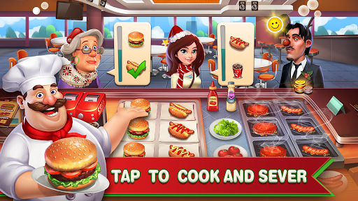 Happy Cooking Chef Fantasy ss 1