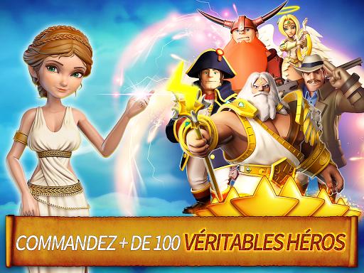 Hero Sky Guerres de Clan ss 1