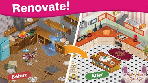 Home Cafe Mansion Design – Match Blast ss 1