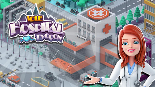 Idle Hospital Tycoon – Doctor and Patient ss 1