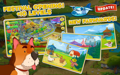 Jolly Days Farm Time Management Game ss 1