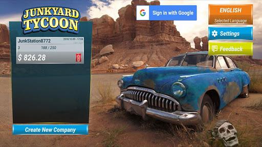 Junkyard Tycoon – Simulation daffaires automobile ss 1
