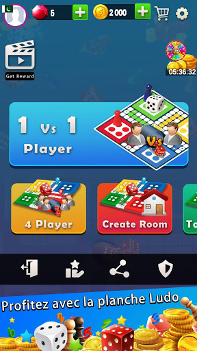 King of Ludo Dice Jeu avec chat vocal ss 1