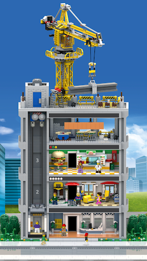 LEGO Tower ss 1