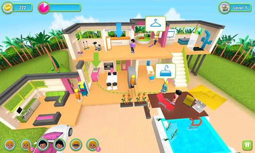 La maison moderne PLAYMOBIL ss 1