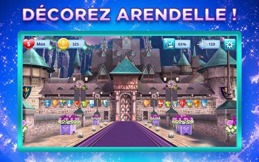 Les aventures Disney Frozen un nouveau match 3 ss 1
